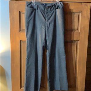 Gap grey dress trousers